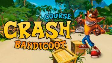 Crash Bandicoot Course!