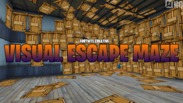 Visual Escape Maze 2
