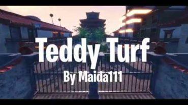 Teddy Turf