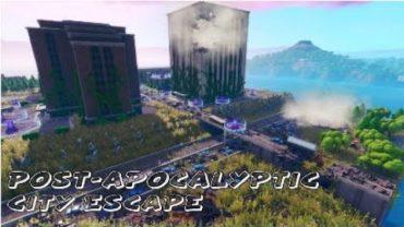 Post-apocalyptic City Escape