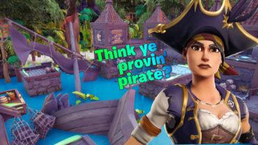 Provin' Pirate: Open world OG Deathrun