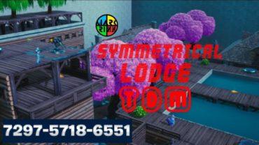 TDM Block - Symmetrical Lodge