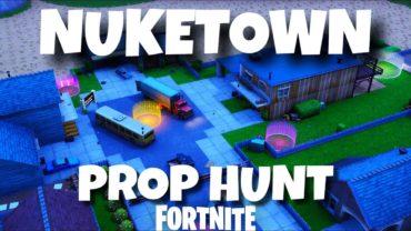 Nuketown Prop Hunt