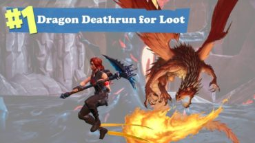 Dragon deathrun for your loot