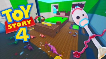 Toy Story 4 Prop Hunt