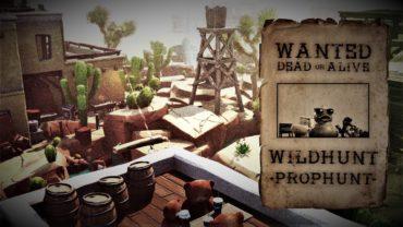 Wild Hunt -Prop Hunt-