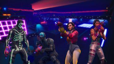Laser Tag Prop Hunt