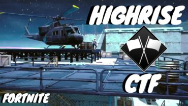 MW2 Highrise | Capture The Flag
