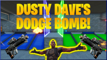 Dusty Dave's Dodge Bomb