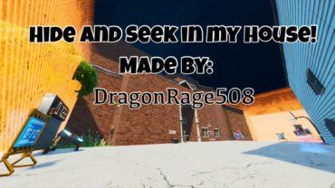 Hide&Seek in my house!