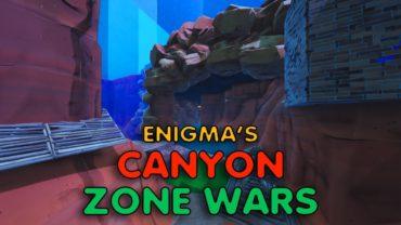 Enigma's Canyon Zone Wars (1.0)