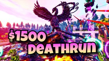 Jesgran's Deathrun – Rise From The Ashes