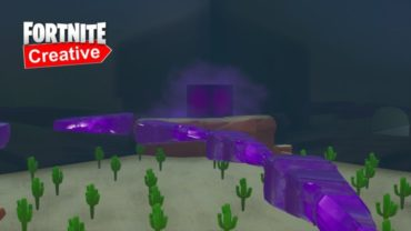 Kevin the cube Storyline Parkour!