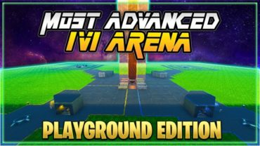 Advanced 1v1 Arena (Playground Edition)