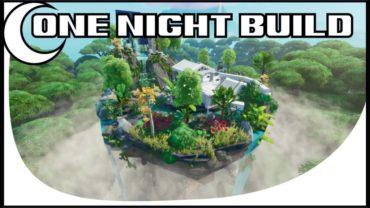 Olympus Build Fight Arena