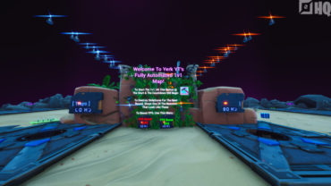 YerkYT's Fully Automated 1v1 Map!