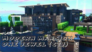 Modern Mansion | Capture the Jewel