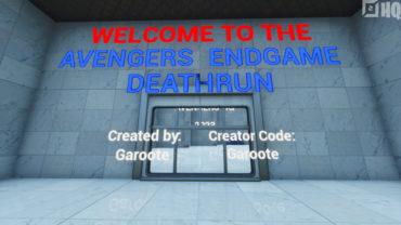 Avengers Endgame Deathrun: Time Travel!