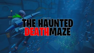The Haunted Deathmaze