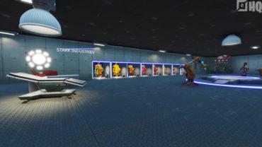 Tony Stark's Lab