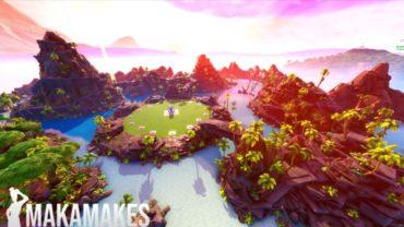 Makas Games - The Fountain