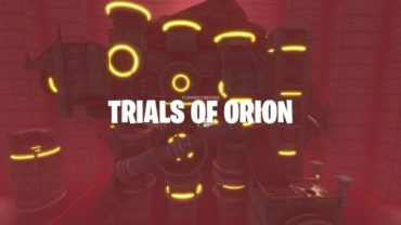 Trials of Orion