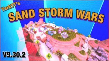 Yerk YT's Sand Storm Wars | 9.30.2