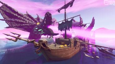 Sea Serpent Strike | Prop Hunt