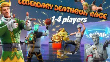 Legendary Deathrun Race 1-4 Players v1.3