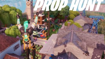 PROP HUNT: SMALL TOWN
