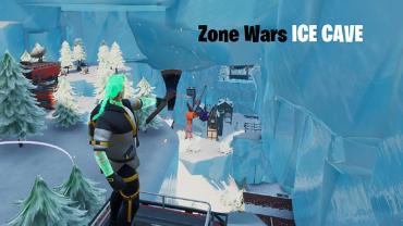 Zone Wars : ICE CAVE