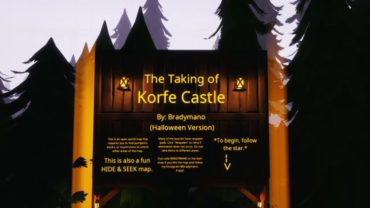 The Taking of Korfe Castle