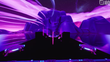 Purple 1v1 Map