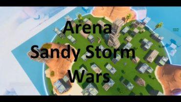 Arena Sandy Storm Wars