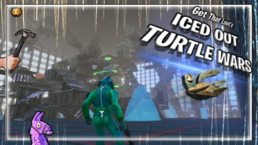 LOOT'S [ ICED OUT ] Turtle Wars!