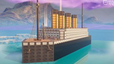 Titanic Prop Hunt