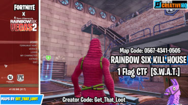 || Rainbow 6 Kill House [TEAM 1 FLAG] (S.W.A.T.) ||