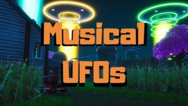 Quiet Quadrat - High Ground Musical UFOs