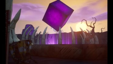 The Evil cube