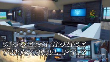 Modern House | Part 3
