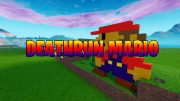 Deathrun Mario