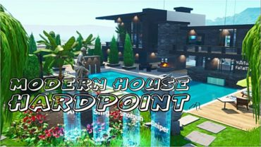 Modern House | Hardpoint FFA