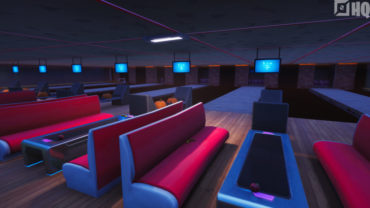 Bowling Alley Prop Hunt