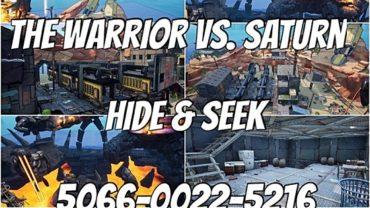 The Warrior Vs. Saturn | Hide & Seek