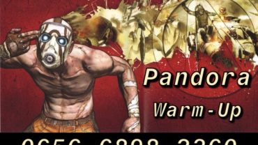 Pandora Warm-Up Course
