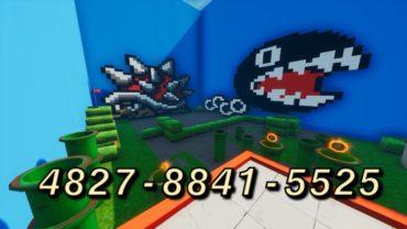 Mario Pixel Escape