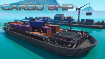 Cargo ship - Team Strike