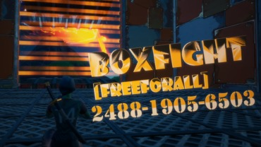 PxW Jesus: BoxFight [FreeForAll]