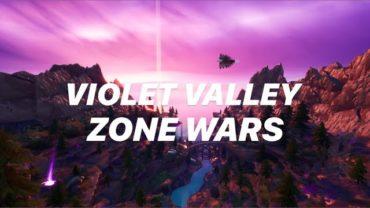 Losh's Violet Valley Zone Wars
