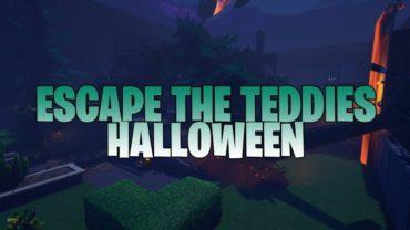 Escape the Teddies (Halloween)